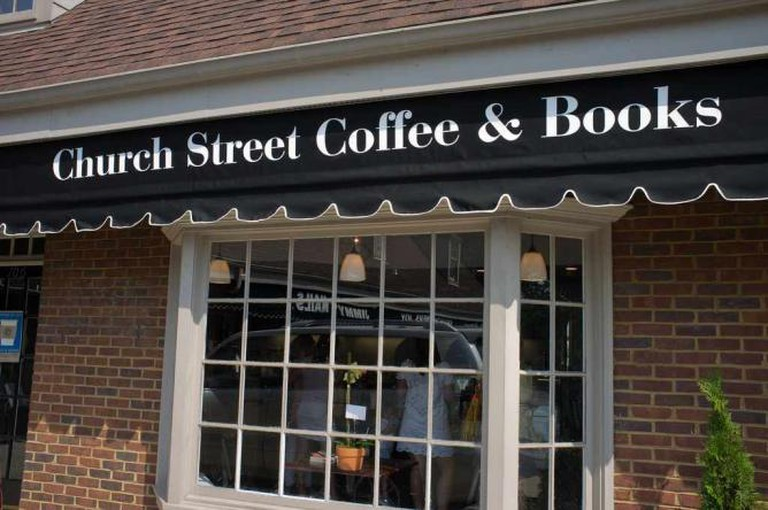 Church Street Coffee and Books | © Ralph Daily/Flickr