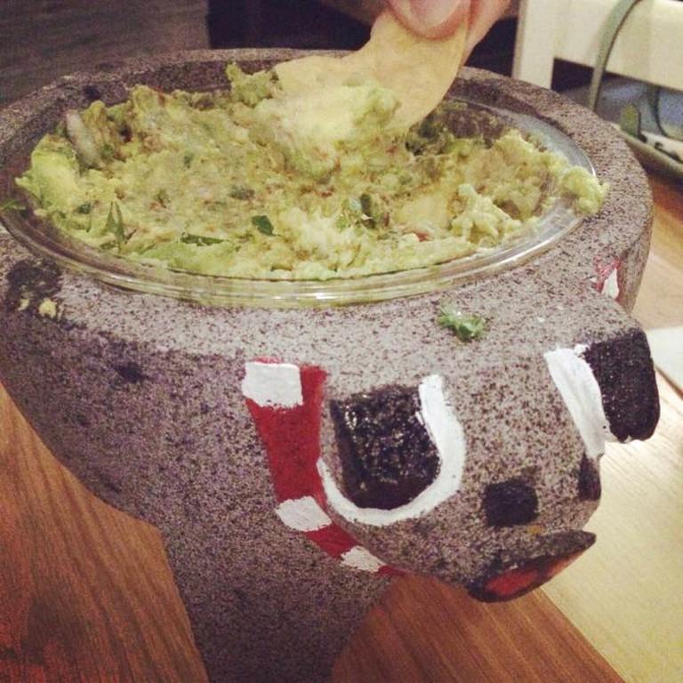 Babalu guacamole | © Memphis CVB/Flickr