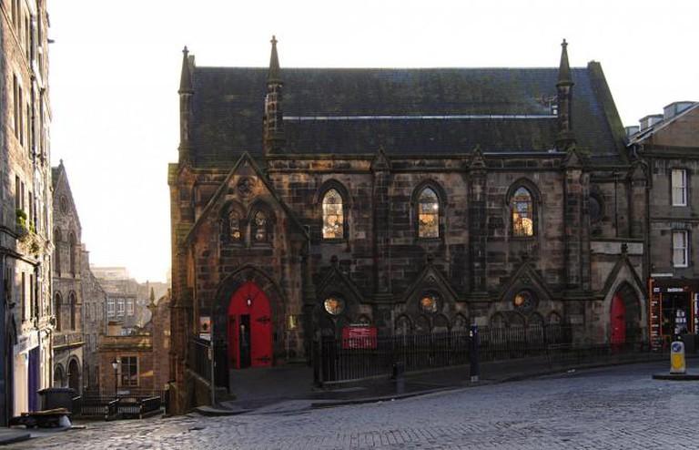 St Columbas Free Church, Edinburgh