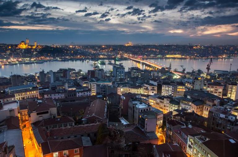 Istanbul sunset | © BüniD/Flickr