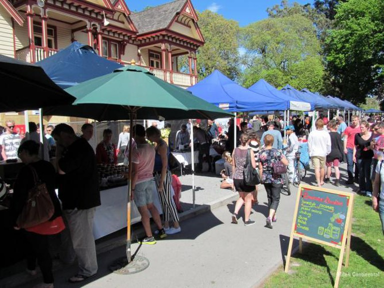 Christchurch Farmers Market | © Miles Continental/Flickr