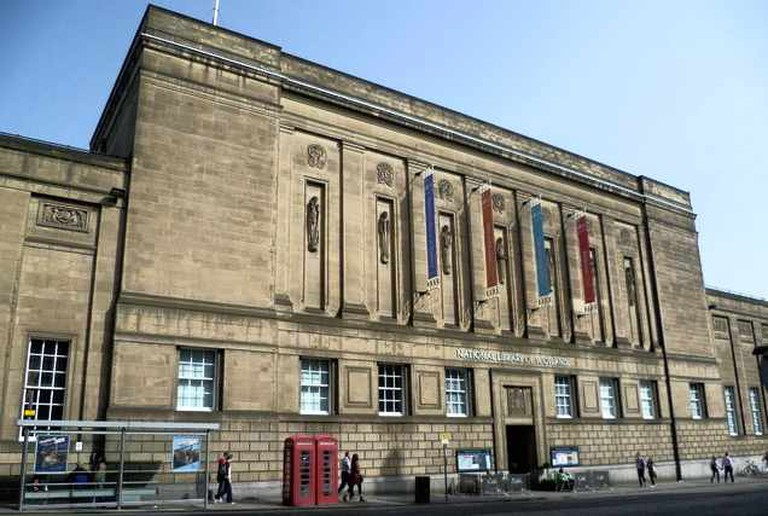 National Library of Scotland
