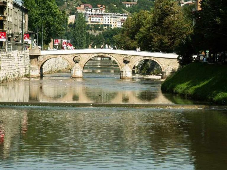 Latin Bridge, Sarajevo | Ⓒ Jaime Silva/Flickr