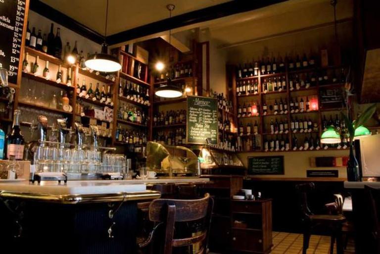 Bar Mut | © Garrett Ziegler/Flickr