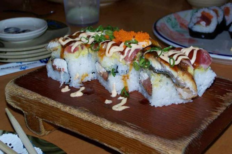 Sushi | © aprilandrandy/Flickr
