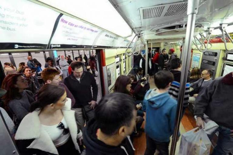 Nostalgia Trains Mark Subways' 110th Anniversary | © Metropolitan Transportation Authority of the State of New York/Flickr