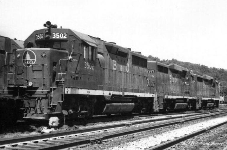 Baltimore & Ohio Railroad | © Michael Bludworth/Flickr