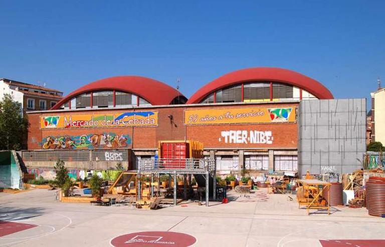 Mercado de la Cebada | © Tiia Monto/WikiCommons