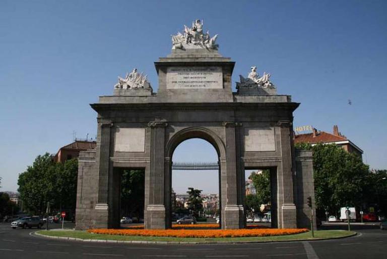 Puerta de Toledo | © Tamorlan/WikiCommons