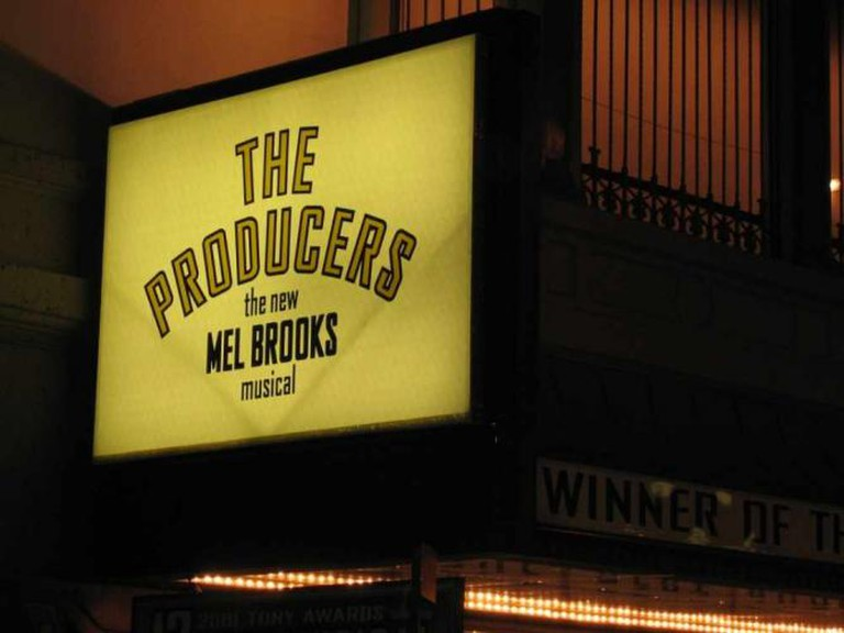 The Producers Stage Show © Georgios Michalogiorgakis/Flickr
