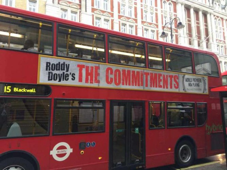 The Commitments © Blethering Scot/WikiCommons