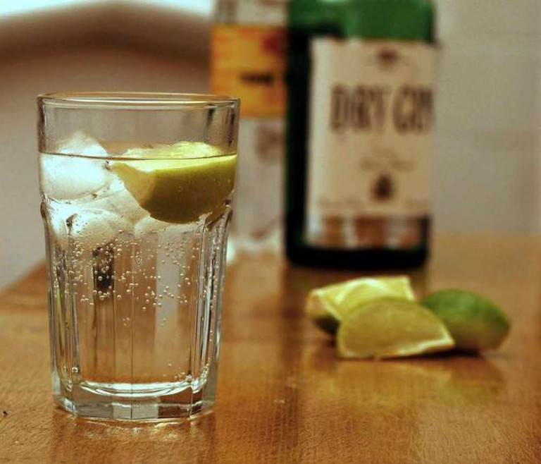 Gin and Tonic | © NotFromUtrecht/WikiCommons