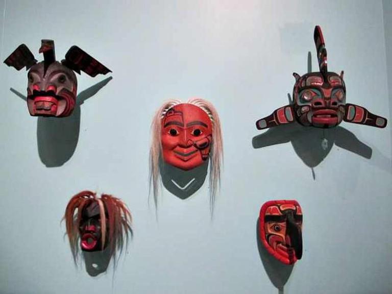Pacific Northwest Native American Art | © Ed Bierman/Flickr