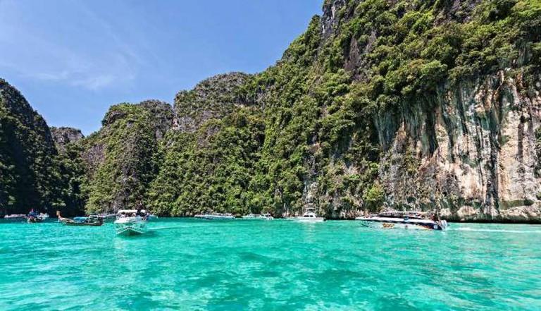 Phi Phi Le National Park I