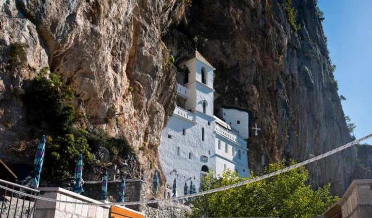 Ostrog Monastery | © Pin9aroo/Flickr
