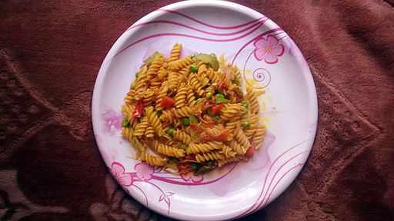 Matar Pasta 01 | © Krish Dulal/WikiCommons