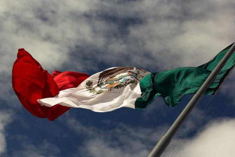 Mexican Flag | ©iivangm/Flickr