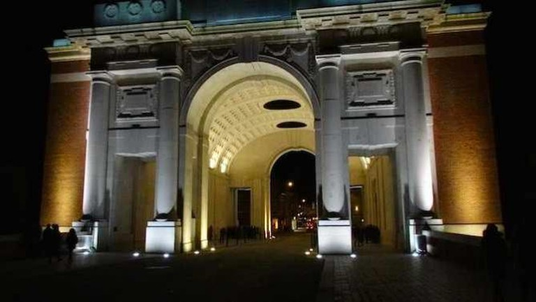 The Menin Gate | © Steve Parker/Flickr