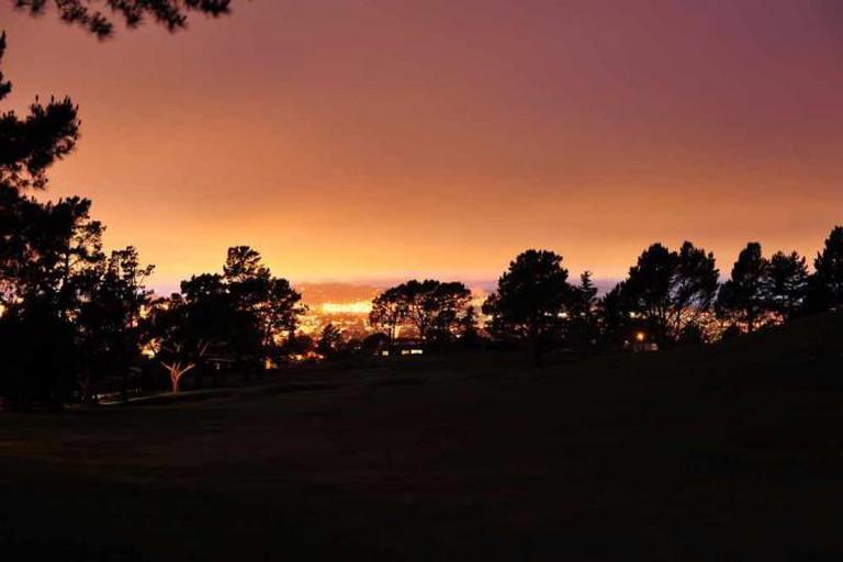 Cloudy Sunset | © Chris Hunkeler/Flickr