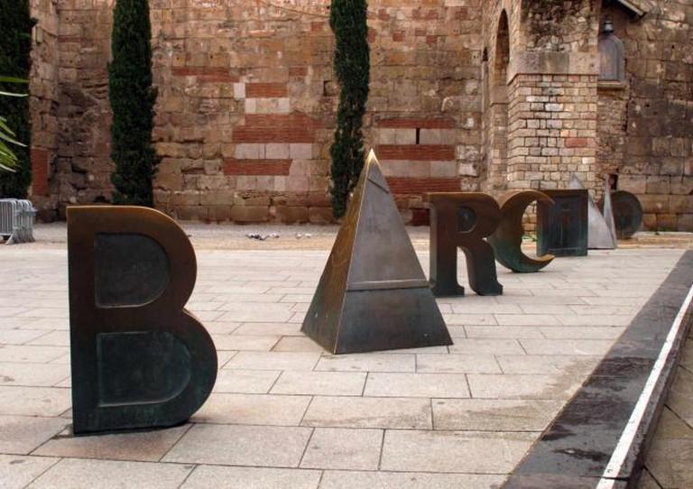 Joan Brasso's Bàrcino | © Enfo/WikiCommons