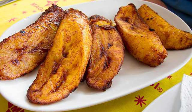 Fried Plantains |©Wikimedia
