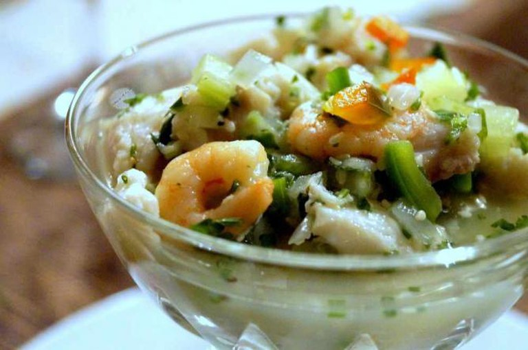 Shrimp Ceviche| ©Pixabay