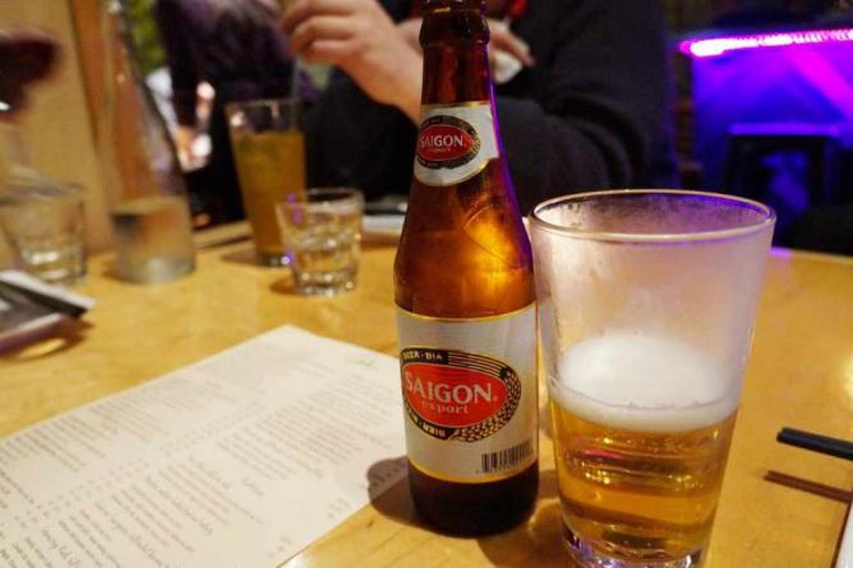 Iconic Beer of Saigon| © Phuong Pham