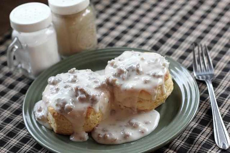 Biscuits 'N Gravy | © pixabay