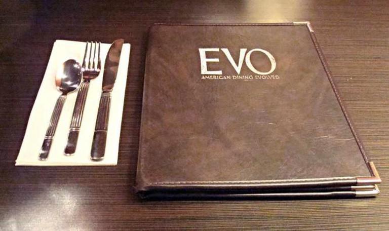 Evo menu