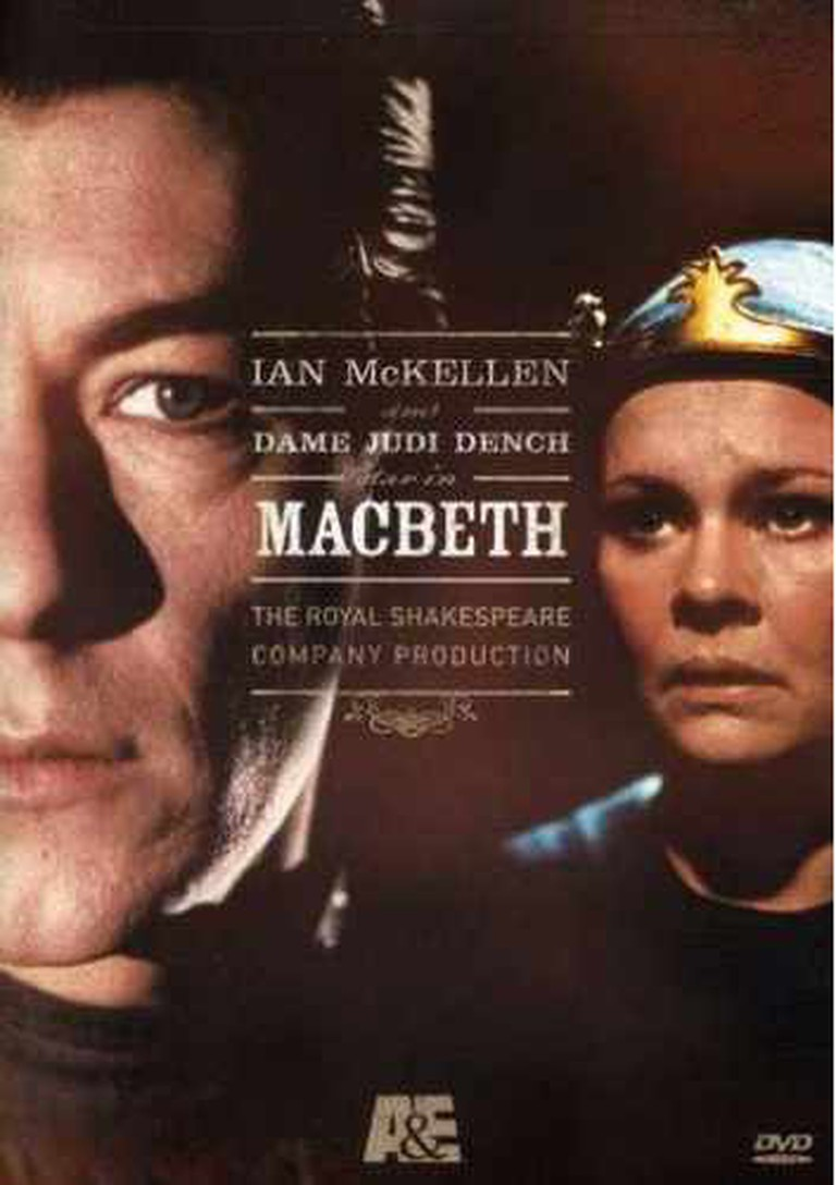 Ian Mckellen as Macbeth © BBC
