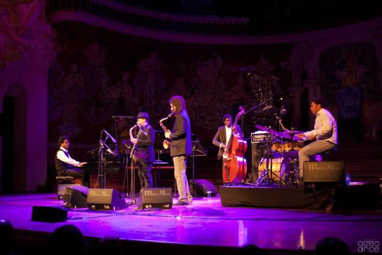 Iván Melón Lewis Jazz Festival 2010