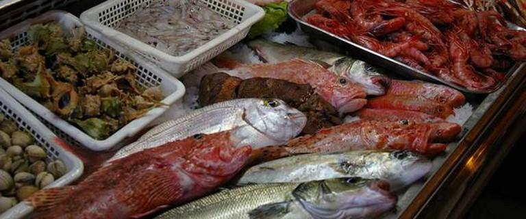 Seafood | Courtesy of Restaurante Sa Roqueta