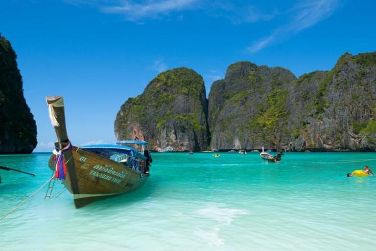 Maya Bay, Koh Phi Phi I