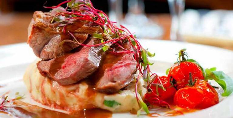 Lamb Rump | Courtesy of William and Victoria