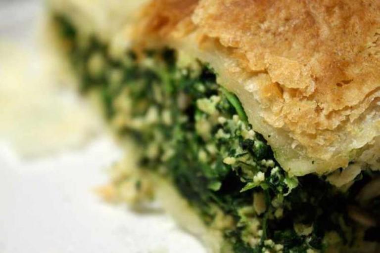 Spinach Pie   © Suzette/Flickr