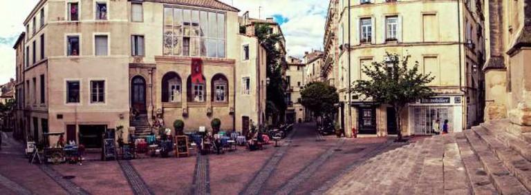 Place Saint Roch, Écusson | © EricMichaels/Flickr