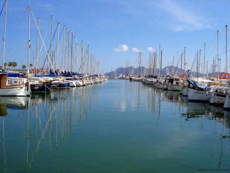 Puerto Pollensa © Ryan Lothian/WikiCommons