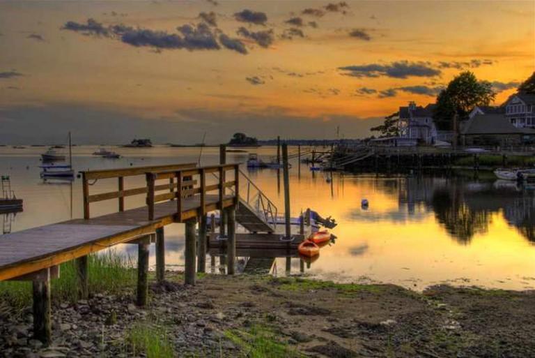 Stony Creek sunset   © slack12/Flickr