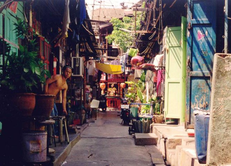 Bangkok backstreet | © Ahron de Leeuw/Flickr