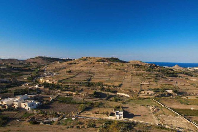 Gozo, for a time home to Nicholas Monsarrat and A. J. Quinnell