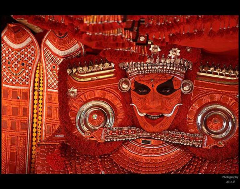 Tribal Art, India | © Ajith U/Flickr