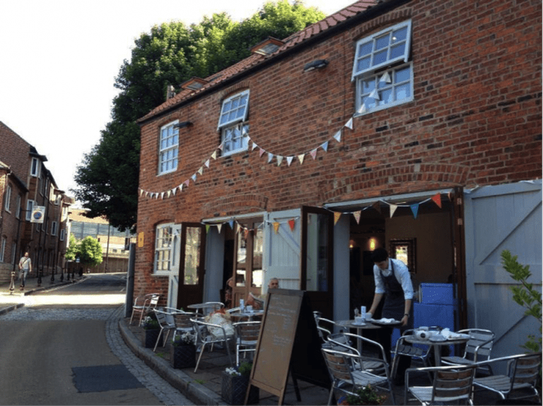 Leonard's Coffee House