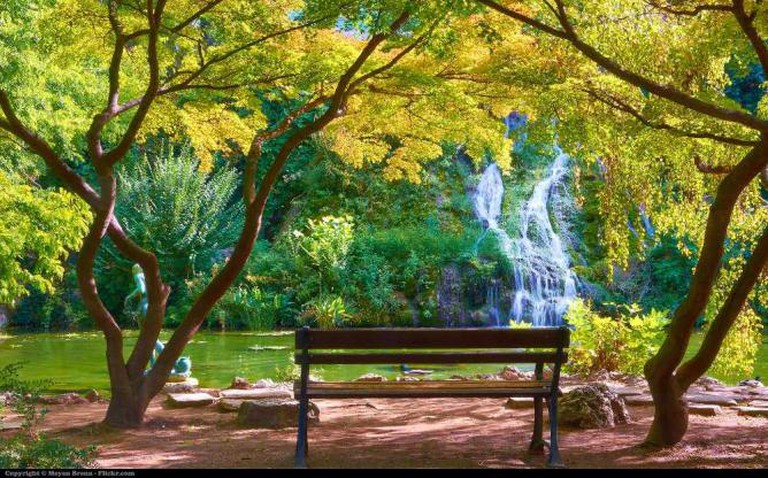 Japanese garden - Margaret Island | © Moyan Brenn/Flickr