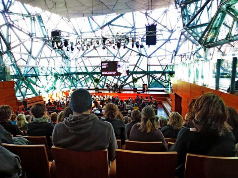 2012 Melbourne Writer's Festival   © Pat M2007/Flickr
