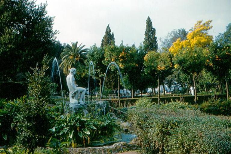 Villa Borghese Garden | © Roger W/Flickr