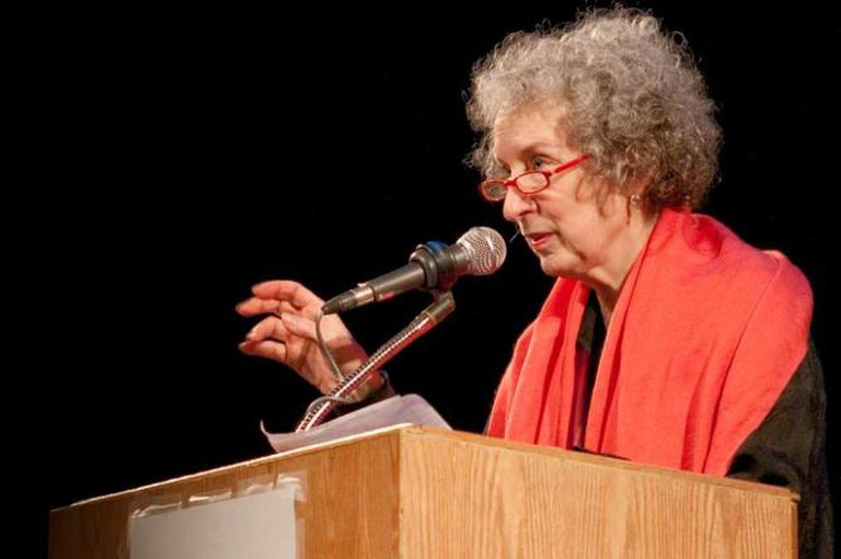 Margaret Atwood 2010 |© Mark Hill/Flickr