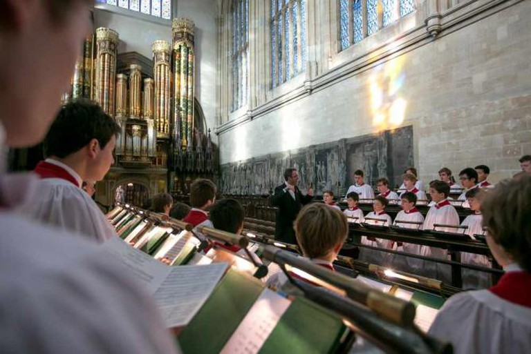 Eton Boy's Choir | © Windsor Festival