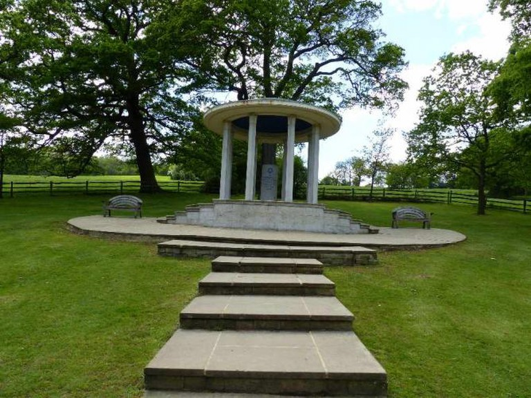 Magna Carta Memorial | © Windsor Festival