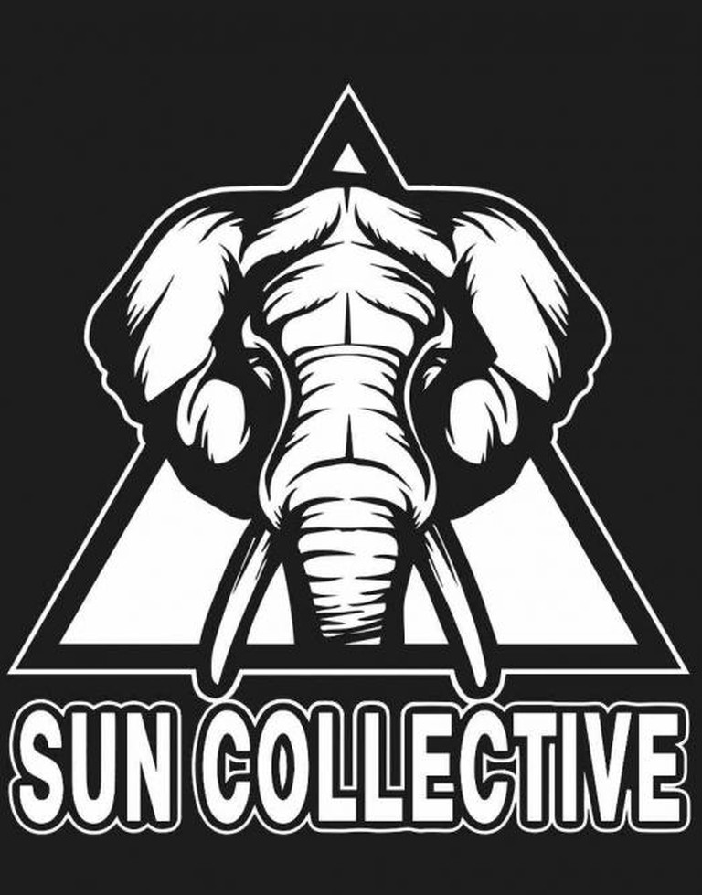 Sun Collective Logo | Courtesy of Robin Clarijs