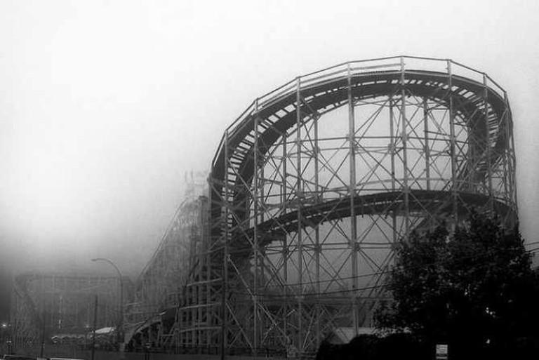 Coney Island Cyclon | © MamboZ/Flickr